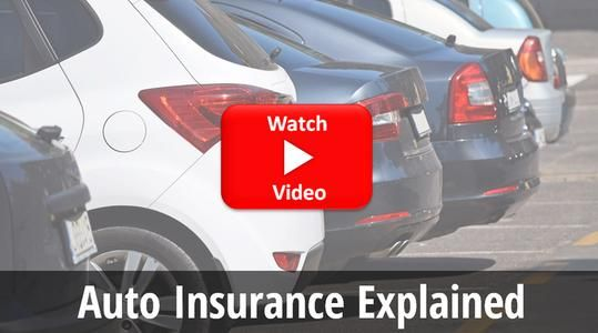 Auto Insurance Explained, Discount Car Insurance, Waterbury Connecticut